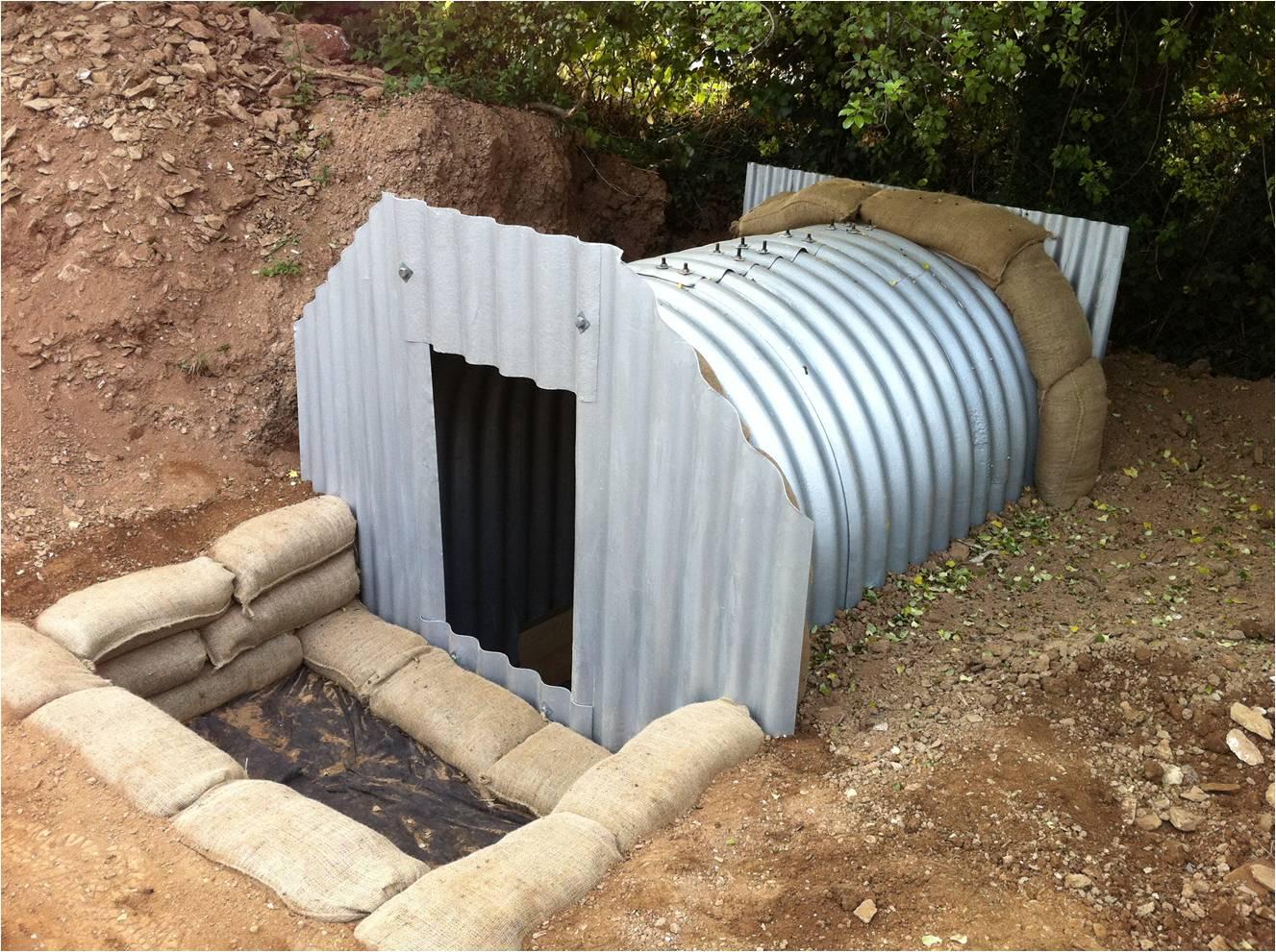 Artillery Bunkers